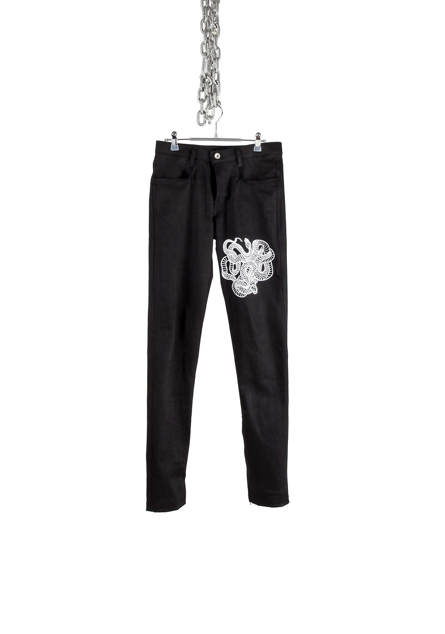 SNAKE TATTOO PANTS