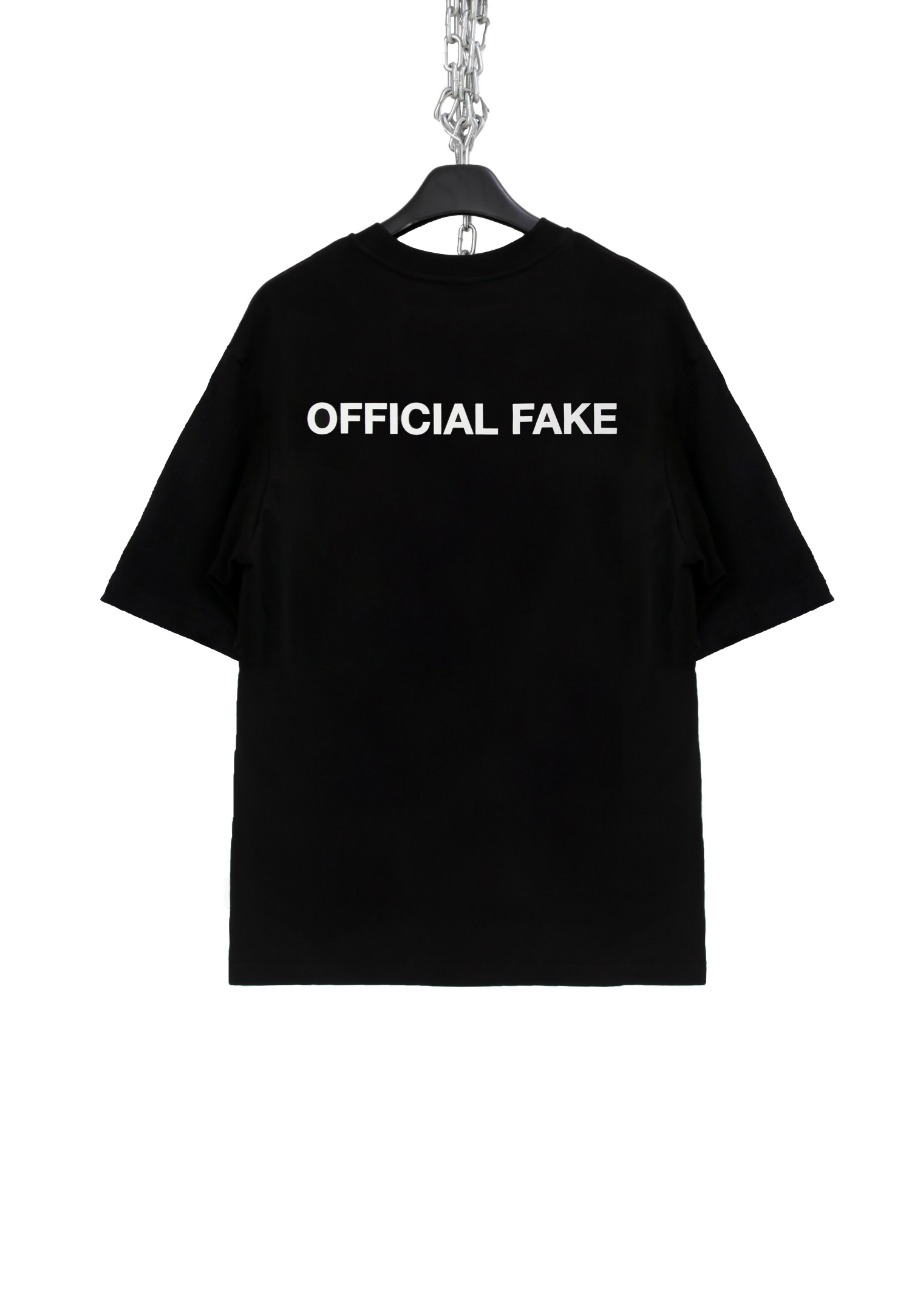 OFFICIAL FAKE T-SHIRTS